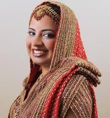 indian wedding makeup artist vicki lea millar east bridal