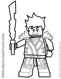 Ninjago Kai Coloring Pages Unique Kai Coloring Pages Eskayalitim