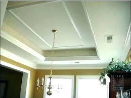 tray ceiling lighting ideas. Mesmerizing Tray Ceiling Lighting Rope Crown Molding Ceilings Family Room Using . Ideas