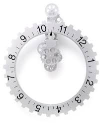 invotis wall gear clock gear wall