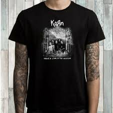 Look Human Size Chart Details About Korn Take A Look In The Mirror Mens Black T Shirt Size S M L Xl 2xl 3xl