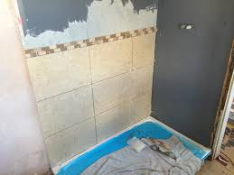tiling a manageable area with bathroom installation in leeds