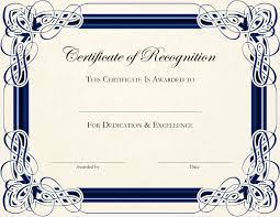 Free Award Certificate Templates free award maker Besikeighty24co 1