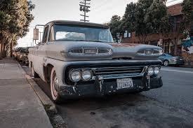 THE STREET PEEP: 1960 Chevrolet Apache 20