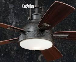 Standard Size Fans 52 Rustic Loft Bronze Industrial Ceiling Fan