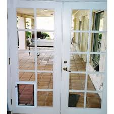 exterior door with window and dog door. doors, remarkable french door with dog built in exterior pet window and