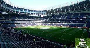 Spurs Stadium Seating Chart Tottenham Hotspur Stadium Football Ground Guide