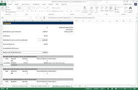 Check Reconciliation Template Download Bank Reconciliation Program 2 02