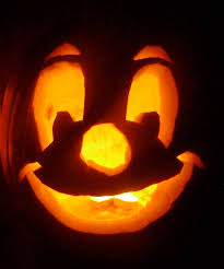 ... Enchanting Accessories For Halloween Decoration With Cute Couple Pumpkin  Carving Ideas : Fabulous Picture Of Mickey ...