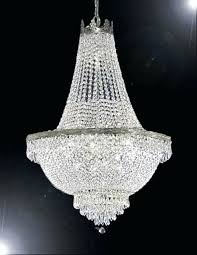 gallery french empire light wide crystal chandelier with silver indoor lighting chandeliers decoration synonyms in hindi