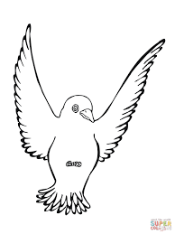Black Bird Coloring Page Free Printable Pages Stunning For Kids To
