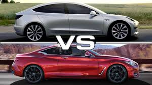 2018 tesla car price. simple 2018 2018 tesla model 3 vs 2017 infiniti q60 youtube for infiniti q60 intended tesla car price