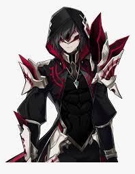 cool gamer anime boy hd png