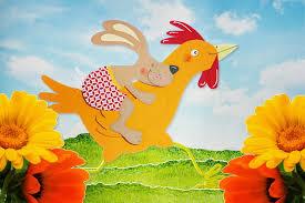 Einfache fensterdeko zu ostern happy easter auch für kinder. Fensterbilder Basteln Fur Ostern Familie De