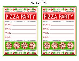 pizza party invitations hollowwoodmusic com pizza party invitations charming creative concept of invitation templates printable on your invitatios card 8