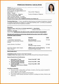 Fresher Resume Format Teller Sample B Tech It Graduate Templates