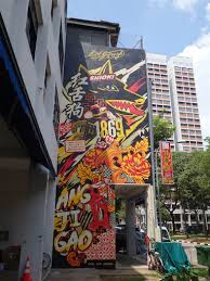 mural3 on wall mural artist singapore with 10 graffiti artwork in singapore you must see home decor singapore