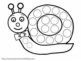 Escargot 1 Animaux Coloriages Imprimer