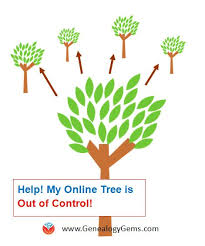 make a family tree online dont lose control when you post your family tree online genealogy