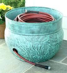garden hose storage ideas. Garden Hose Storage Pot With Lid Holder Smart Inspiration Astonishing Ideas