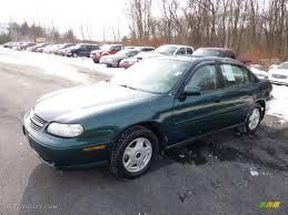 2001 Dark Jade Green Metallic Chevrolet Malibu LS Sedan #42752658 ...