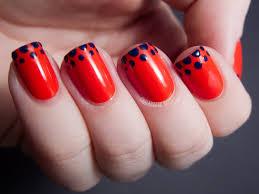 Easy Nail Tip Designs Lovely Simple Nail Art Tips - Nail Arts and ...
