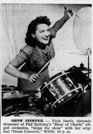 Viola Smith has passed away at 107 years of age. (influential female  drummer) * | Steve Hoffman Music Forums