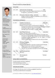 Resume Format For Banking Jobs Resume Format For Banking Jobs Sample Job Bank Form Regarding