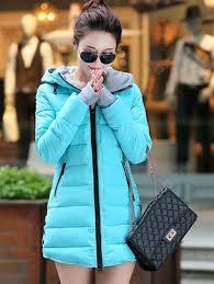 <b>Women Slim Winter Warm</b> Cotton Thick Down Jacket Sale, Price ...