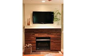 diy tile fireplace makeover before and after makeovers surrounds s standard