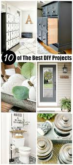 10 of the best diy home decor and craft projects best of 2017