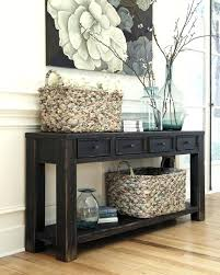 rustic sofa table ideas. Stylish Console Tables For Your Entryway Rustic Table  Ideas Sofa M
