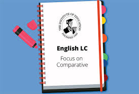 comparative essay leaving cert study notes what is the i factor and how can it help you your comparative essay in the leaving cert english exam