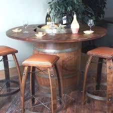 wine barrel furniture plans. Plain Wine Oak Barrel Table Vintage Full Wine Bistro  Plans On Furniture