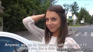 Cum on girl public