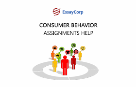 consumer behavior assignment help consumer behavior project