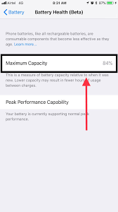 Apple explained that maximum battery capacity measures your iphone's battery capacity relative to when it was new. Iphone 6s Plus Max Battery Capacity After 28 Months Iphone