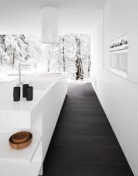 modern kitchen black and white. Modern Kitchen Black And White