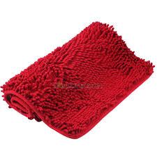 Thick Bathroom Rugs Bathroom Floor Mats Non Slip Shaggy Rugs Doormat Thick Shag Pile