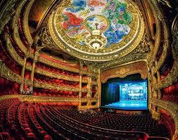 Resultado de imagen para imagen del techo de la opera de Paris