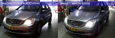 Mercedes Benz B Klasse 2005 H7 6000k Xenon Verlichting Hidxenonshopnl