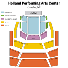 Holland Performing Arts Center Omaha Tickets Schedule
