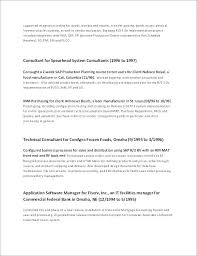 Tour Manager Resume New Sales And Operations Planning Manager Resume Director Summary