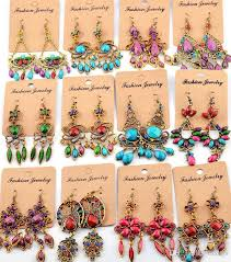 2018 bohemian dangle earrings for women girl party hot big exaggeration drop earring fashion jewelry whole 0217wh from thxhgs 1 09 dhgate com