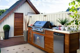 outdoor kitchen lighting ideas. this rooftop kitchen features even a dishwasher subtle lighting system make it great outdoor ideas
