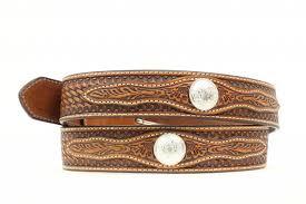 men s nocona leather belt n2411608