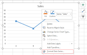 How To Display Text Labels In The X Axis Of Scatter Chart In