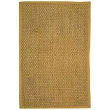 natural fiber tan beige 9 ft x 12 ft area rug
