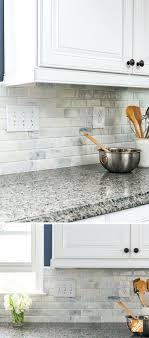 tiled kitchen backsplash best kitchen ideas on ideas create an elegant  statement with a white brick
