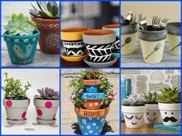 Designs For Pots Decoration